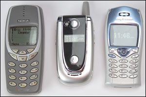 3 phone comparison
