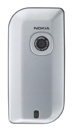 Nokia 6670 back