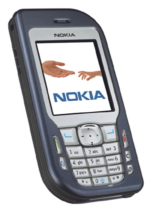 Nokia 6670 alternate color