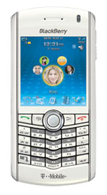 white blackberry pearl