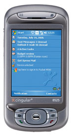 cingular 8525