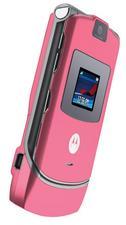 pink razr