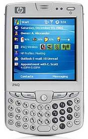 HP iPAQ hw6920
