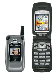 kyocera xcursion kx160