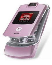 RAZR V3c pink