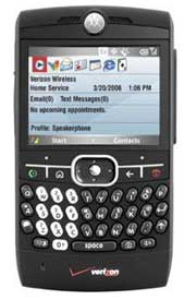 motorola q black verizon