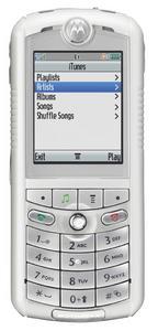 Motorola ROKR E1