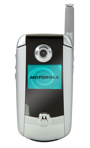 Motorola v710 closed