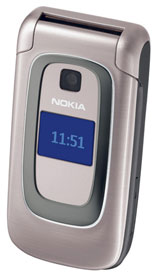 nokia 6086 closed
