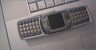 Nokia 6820 Front