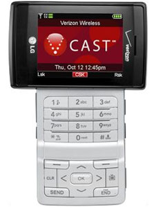 lg vx9400 tv phone