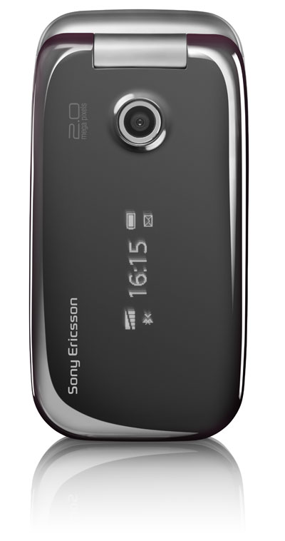 sony ericsson z750 grey