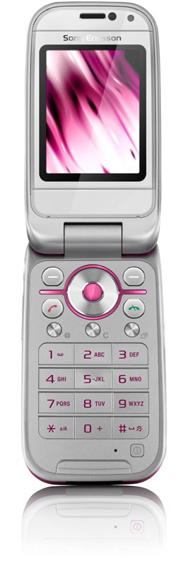 sony ericsson z750 open