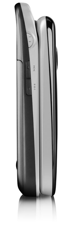 sony ericsson z750 side